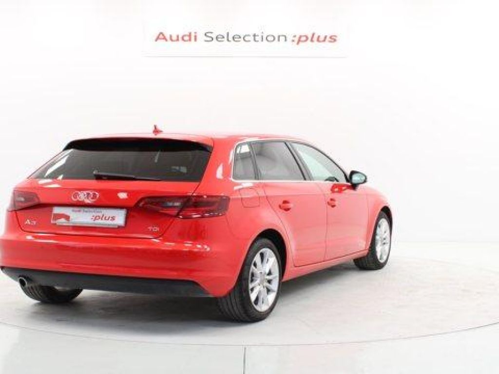 Audi A3 Advanced 1.6 TDI CD 81 kW (110 CV)