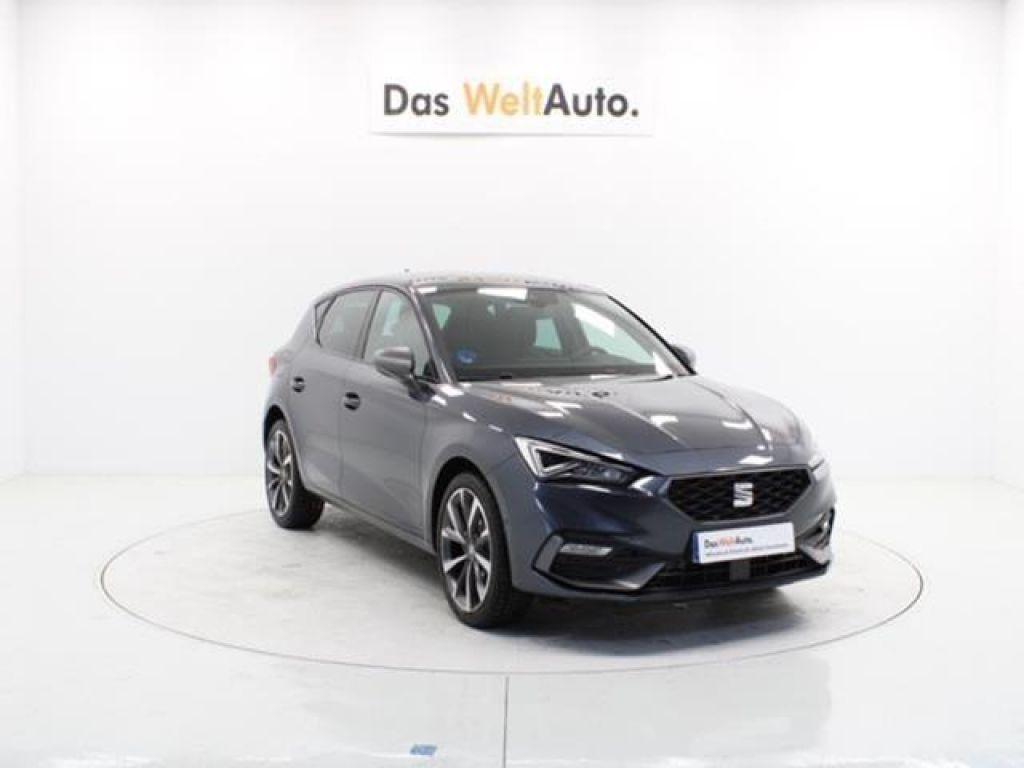 SEAT Leon 1.4 e-Hybrid S&S FR DSG-6 150 kW (204 CV)