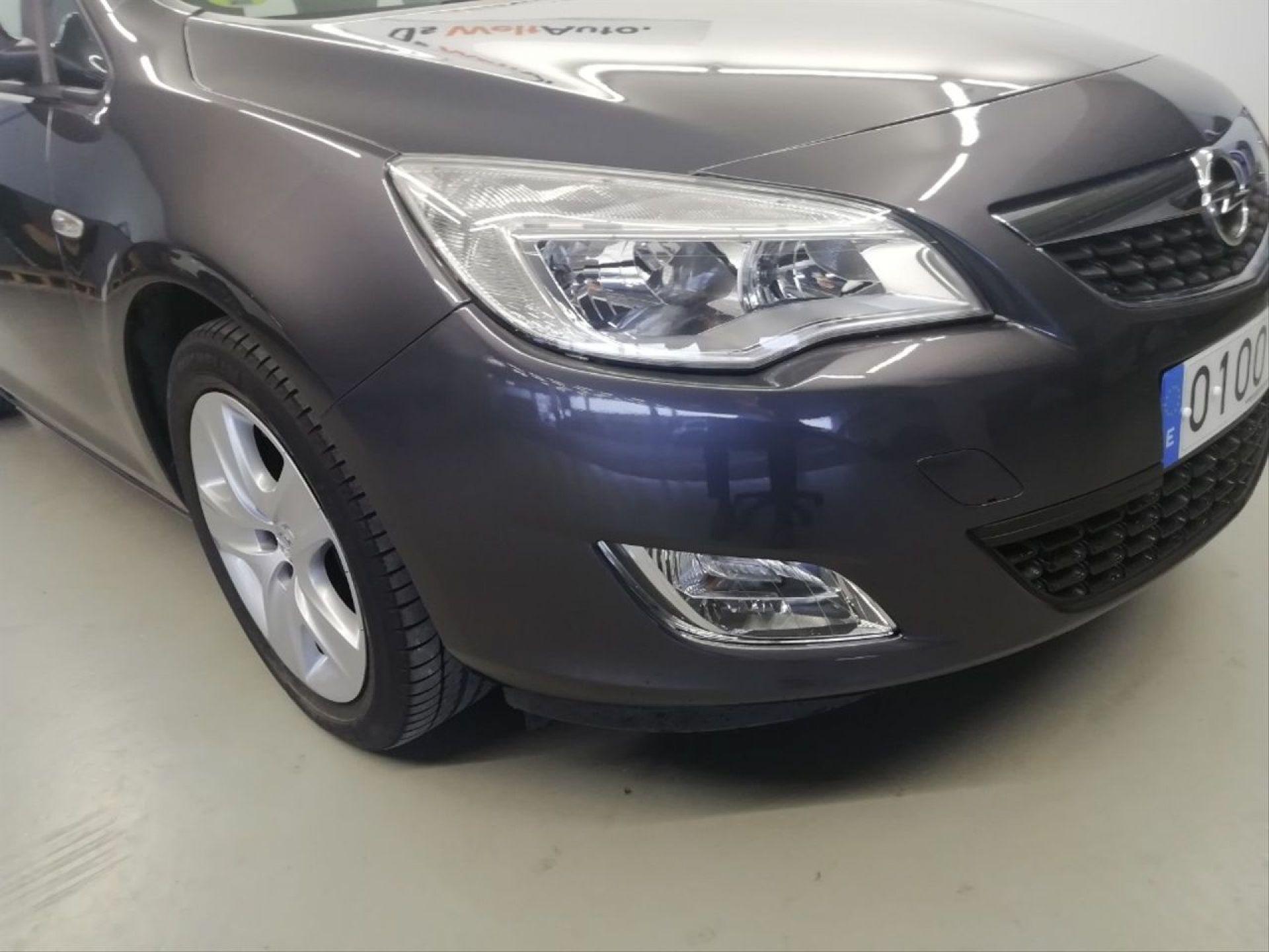Opel Astra 1.7 CDTi S/S 110 CV Selective ST