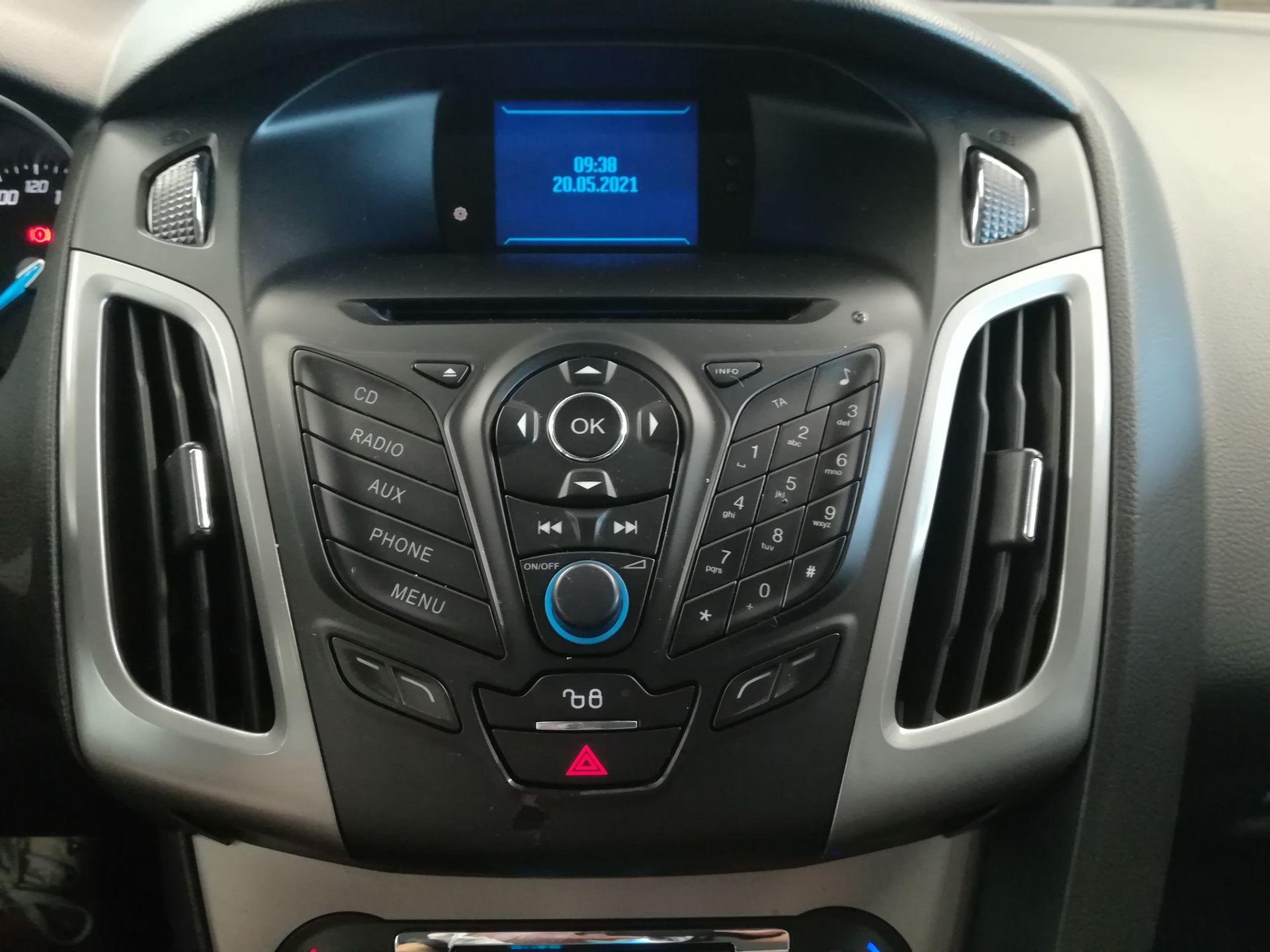Ford Focus 1.6 TDCi 115cv Trend Sportbreak