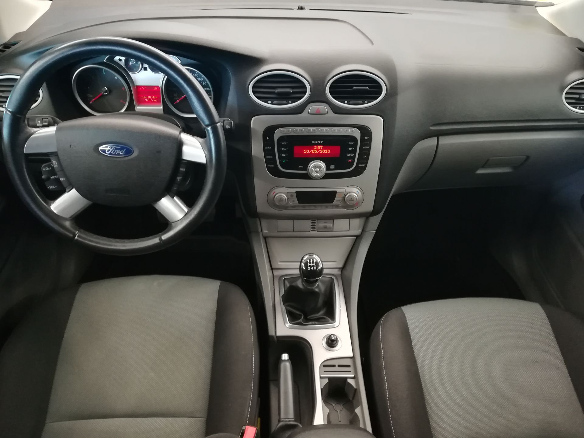 Ford Focus 1.6 TDCi 109 Trend