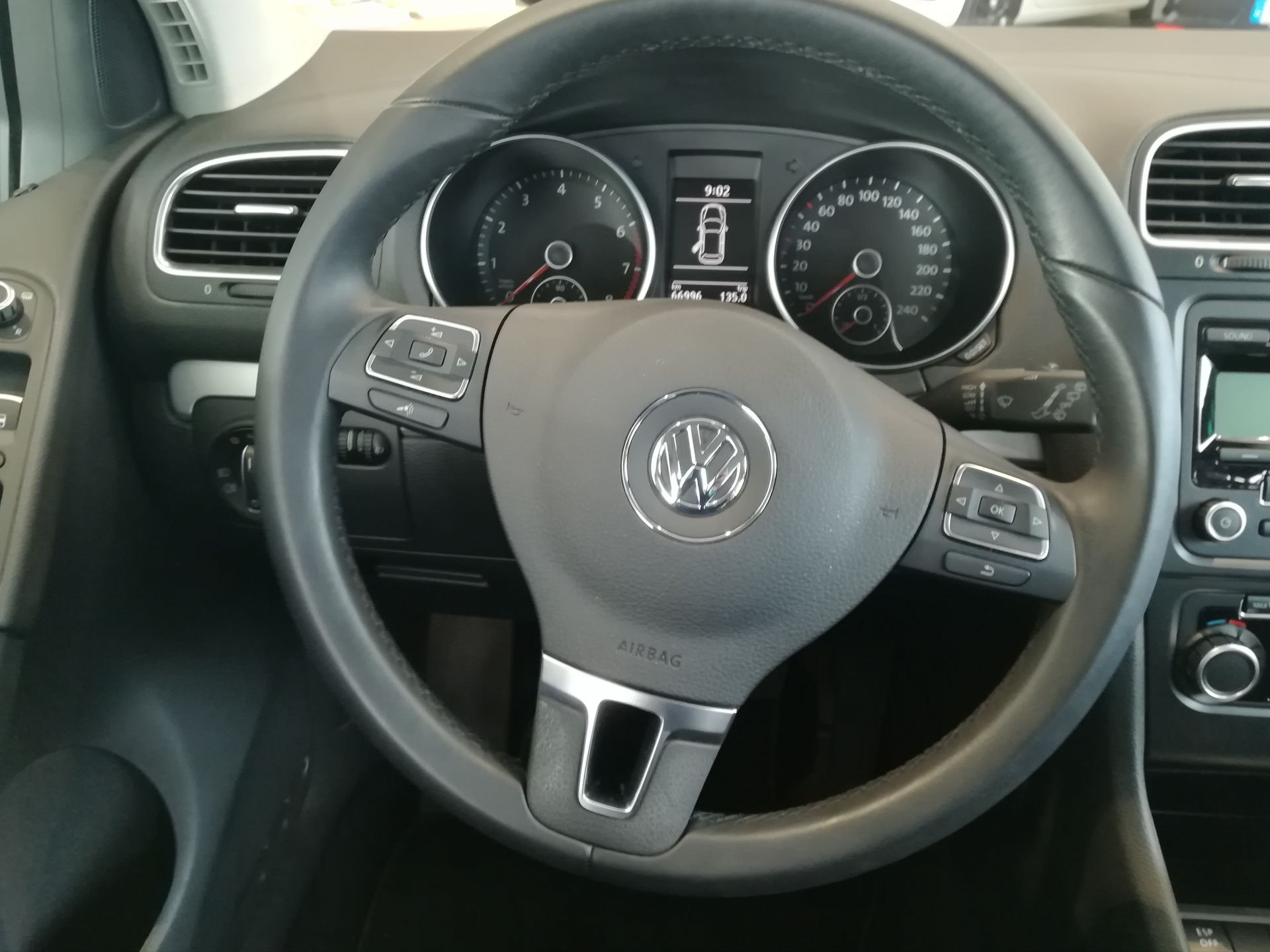 Volkswagen Golf VI 1.4 TSI 122cv DSG Sport