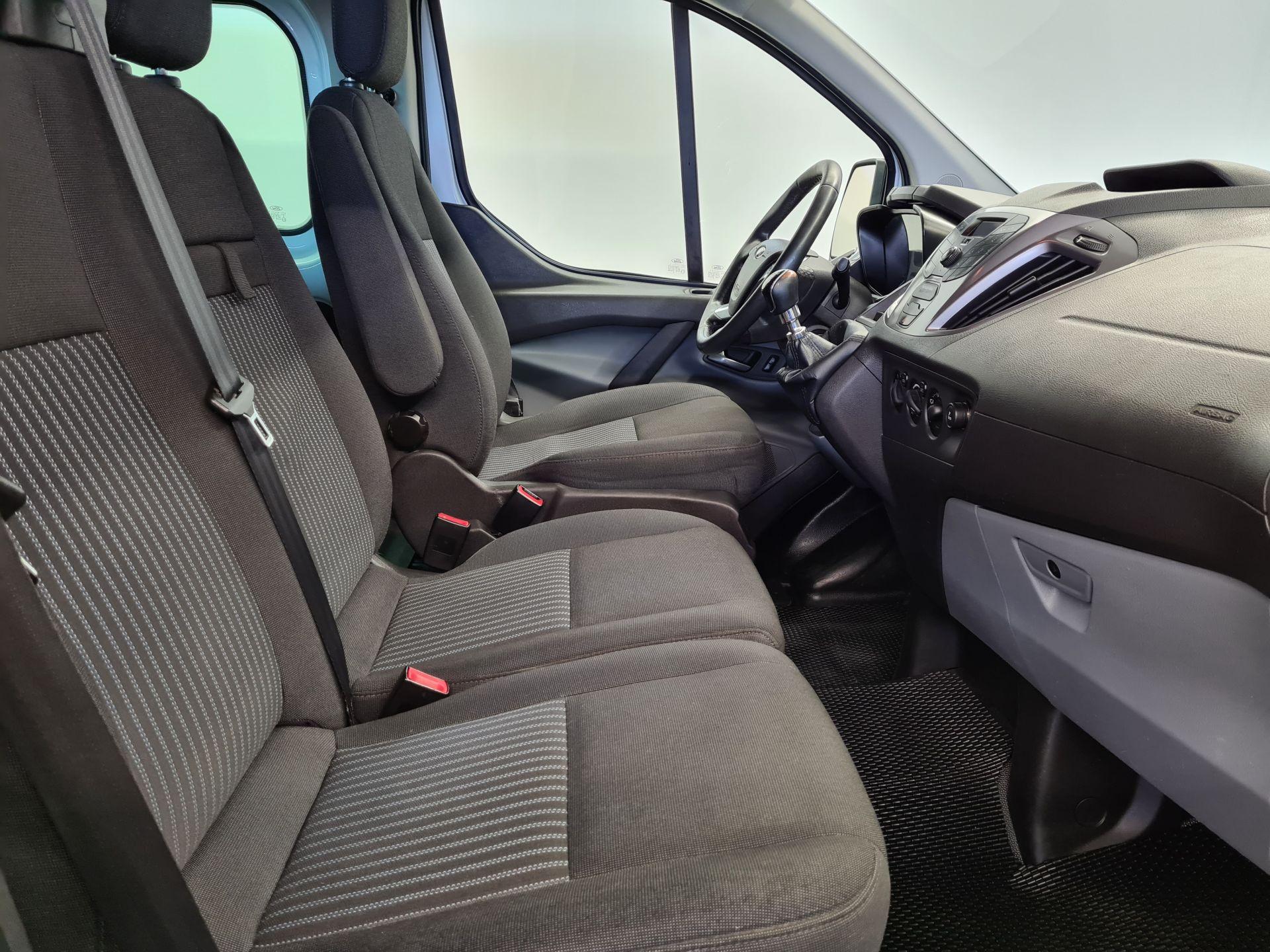 Ford Transit Custom Kombi 2.2 TDCI 125cv 310 L1 Trend