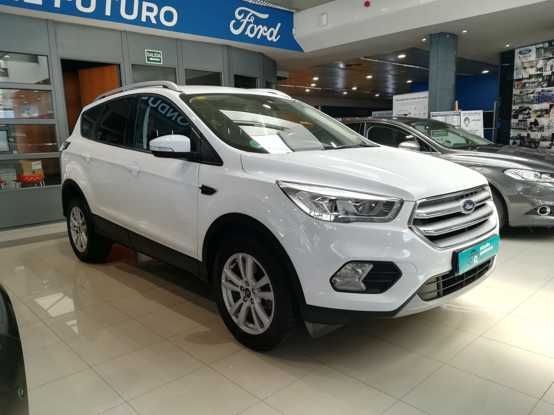 Ford Kuga 1.5 TDCi 88kW 4x2 A-S-S Business