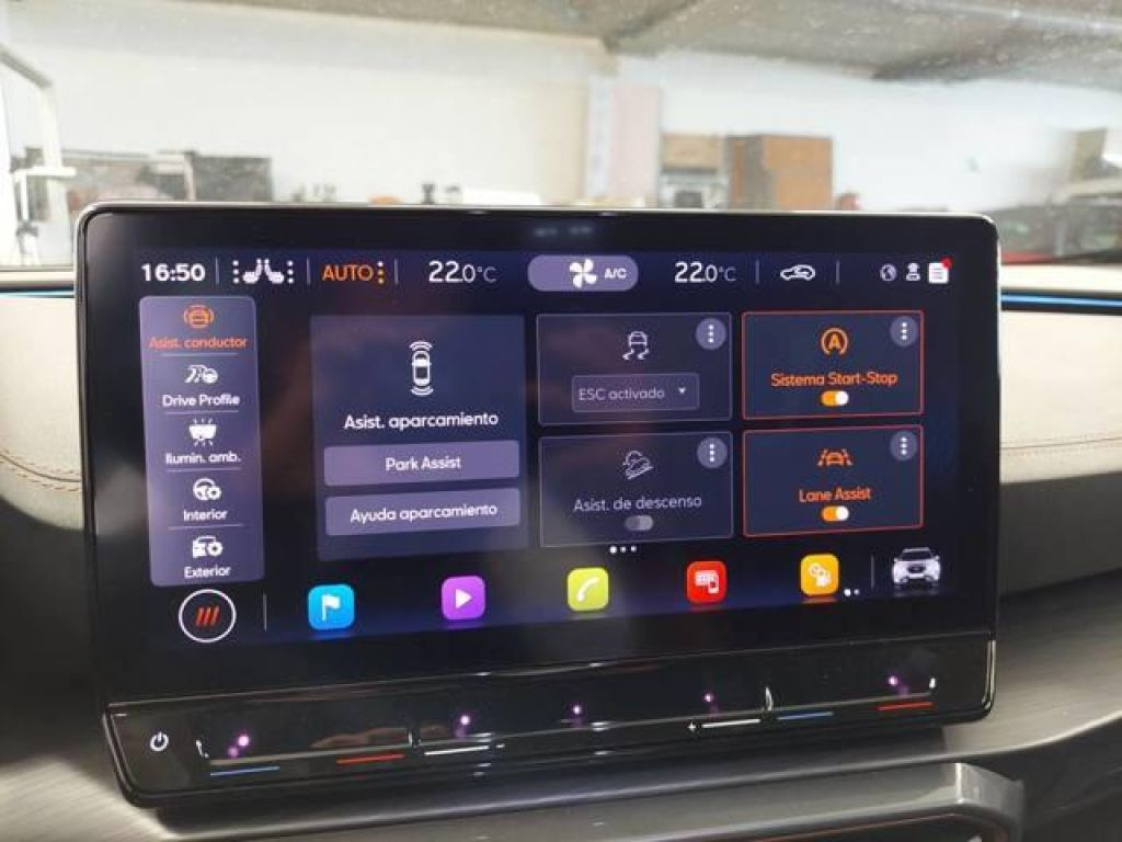 Cupra Formentor  2.0 TSI Launch Edition Gris Graphene DSG 4Drive