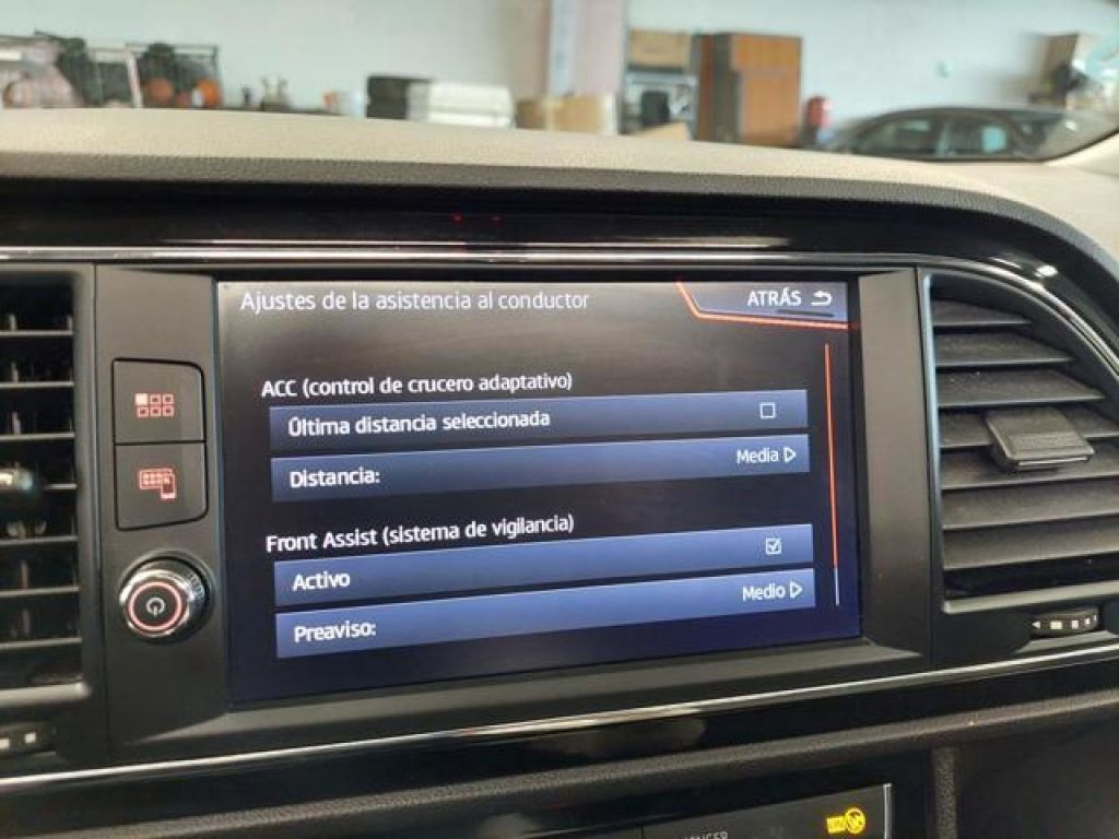 SEAT Leon ST 1.5 EcoTSI 96kW (130CV) S&S FR