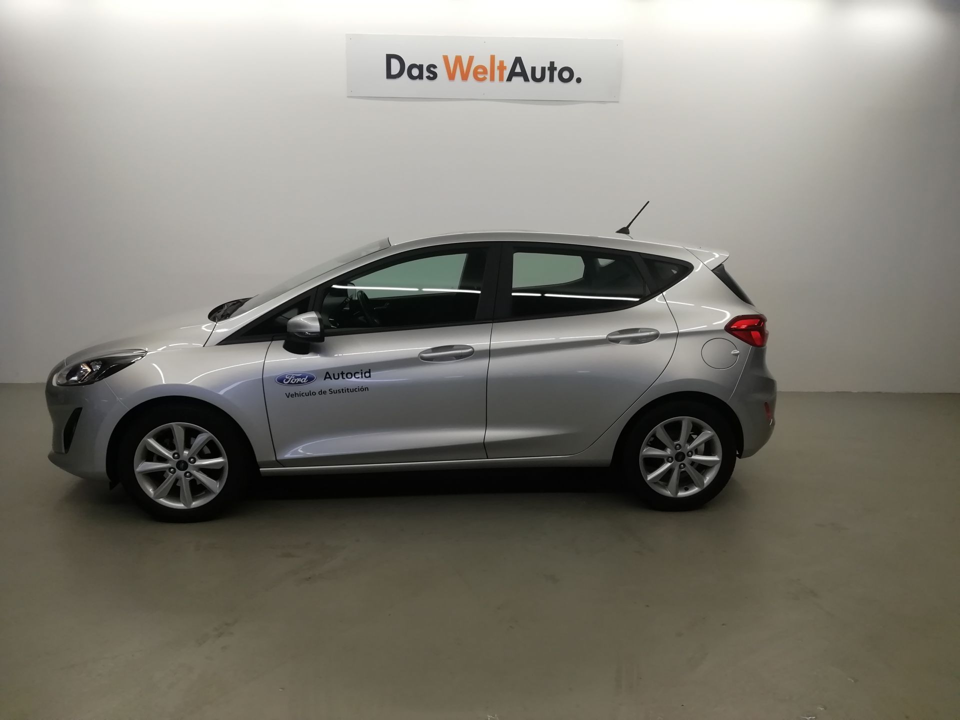Ford Fiesta 1.0 EcoBoost 74kW Trend+ S/S 5p