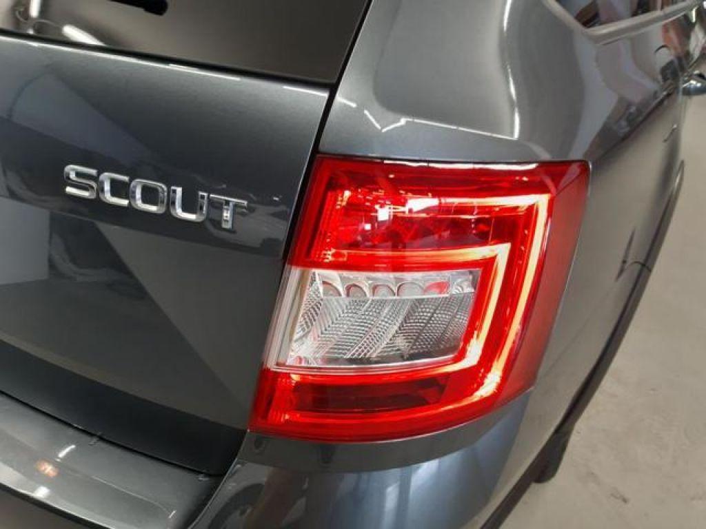 Skoda Scout 2.0 TDI CR DSG 4x4 135 kW (184 CV)