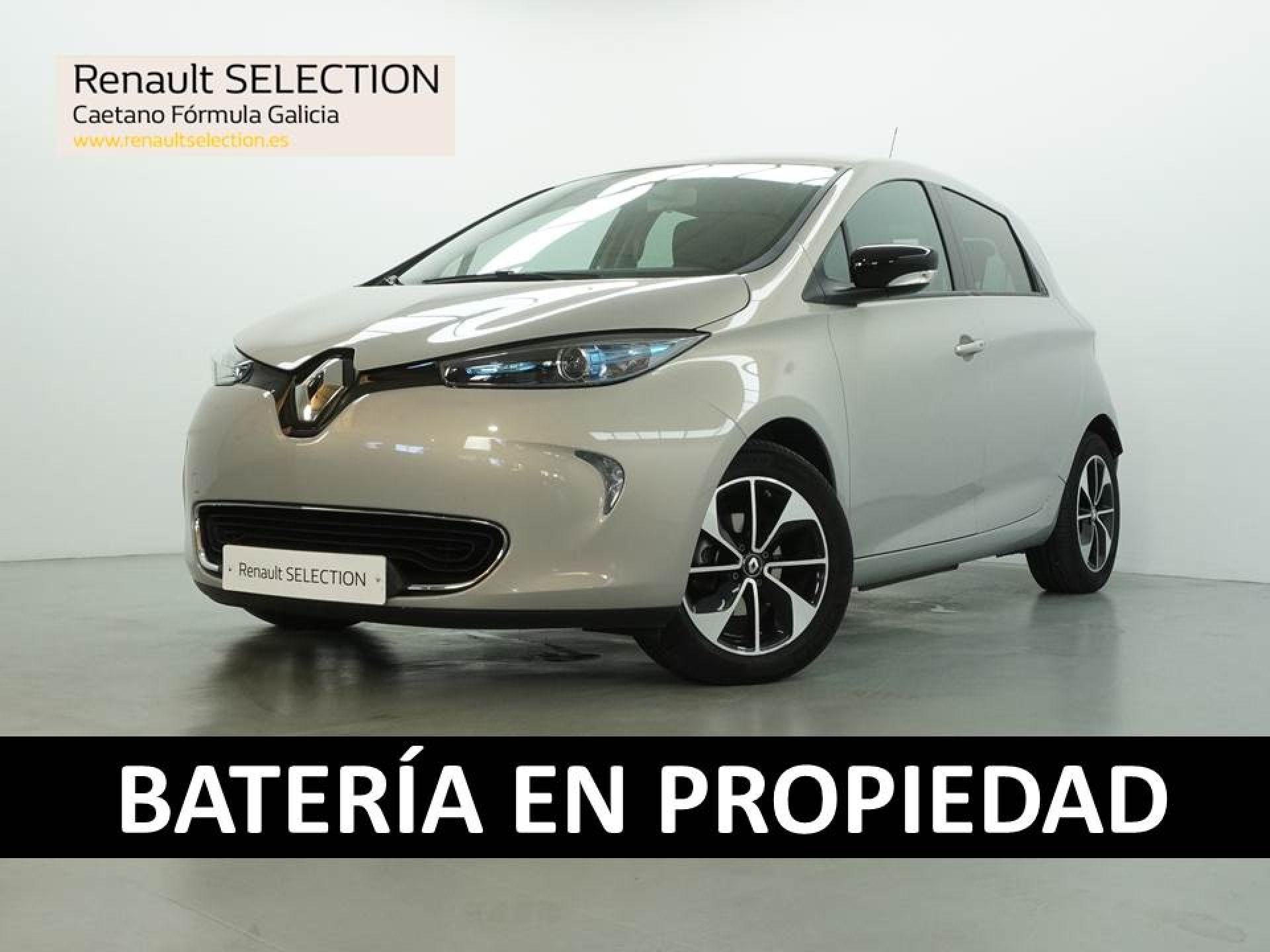 Renault ZOE Intens Q90 segunda mano Pontevedra