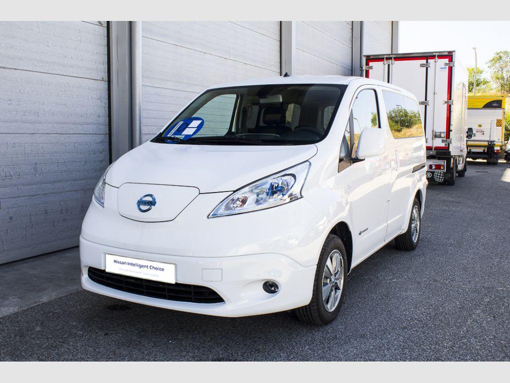 Nissan e-NV200 EVALIA 7 40 kWh Navegador segunda mano Madrid