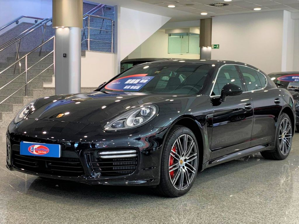 Porsche Panamera Turbo Executive segunda mano Madrid