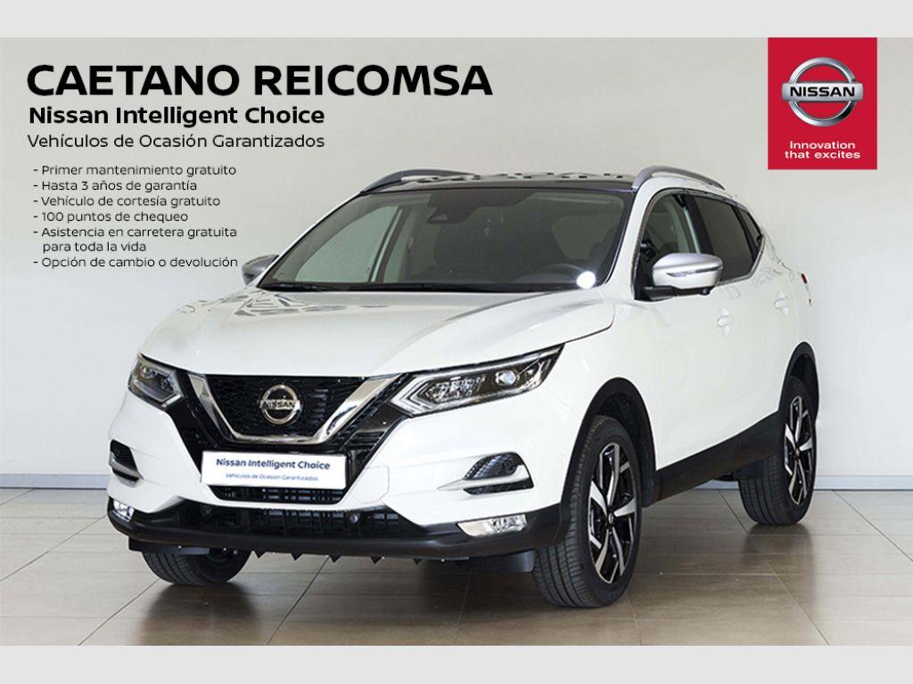 Nissan Qashqai DIG-T 103 kW (140 CV) E6D TEKNA+ segunda mano Madrid