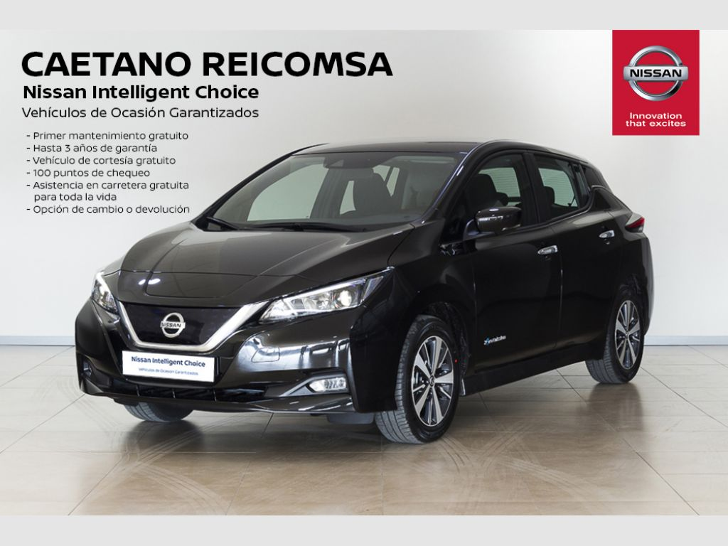 Nissan LEAF 40kWh Acenta segunda mano Madrid