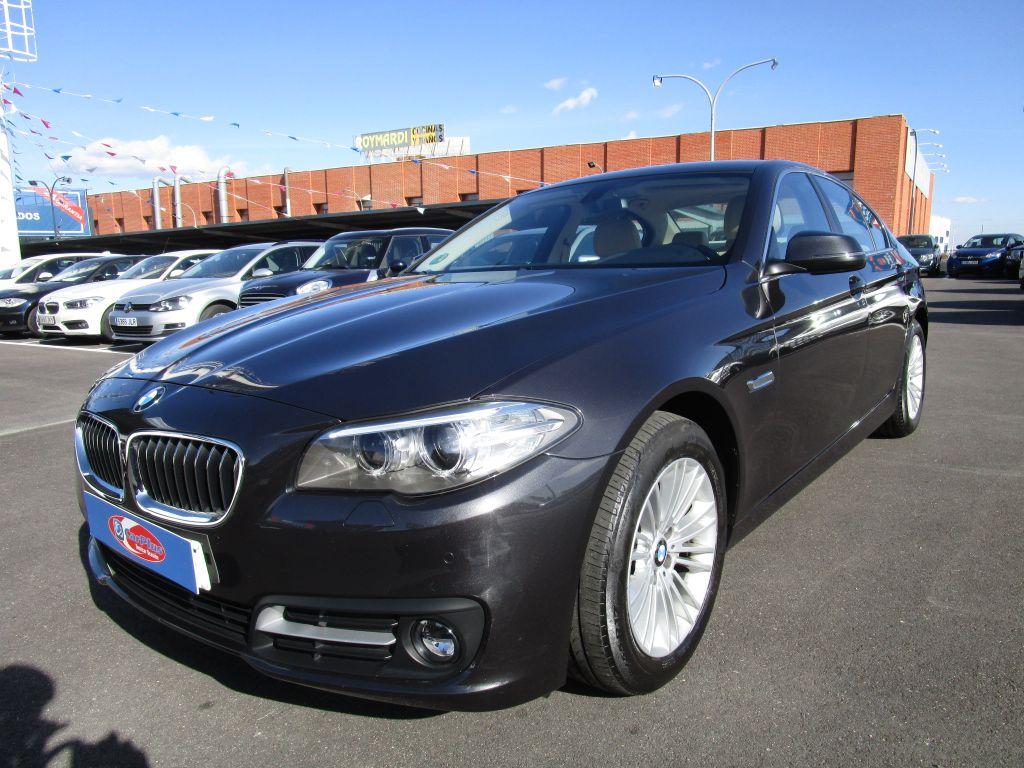 BMW Serie 5 520d segunda mano Madrid