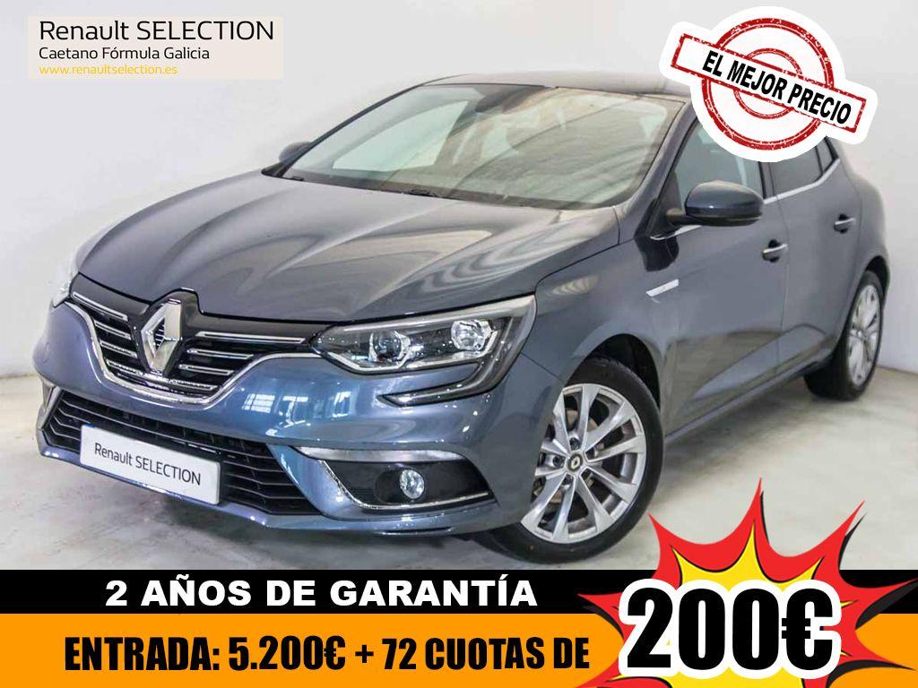 Renault Megane Zen Tce GPF 103kW (140CV) - 18 segunda mano Lugo