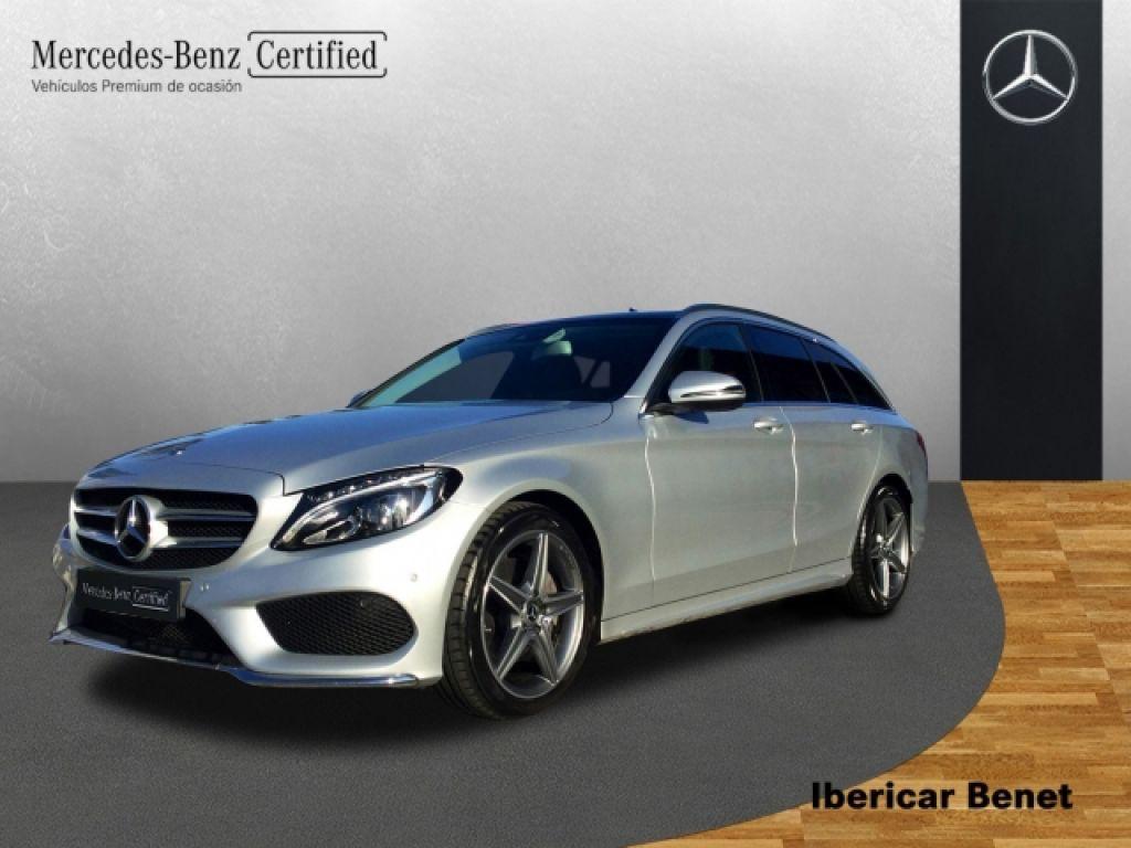 Mercedes Benz Clase C 220 d Estate segunda mano Málaga
