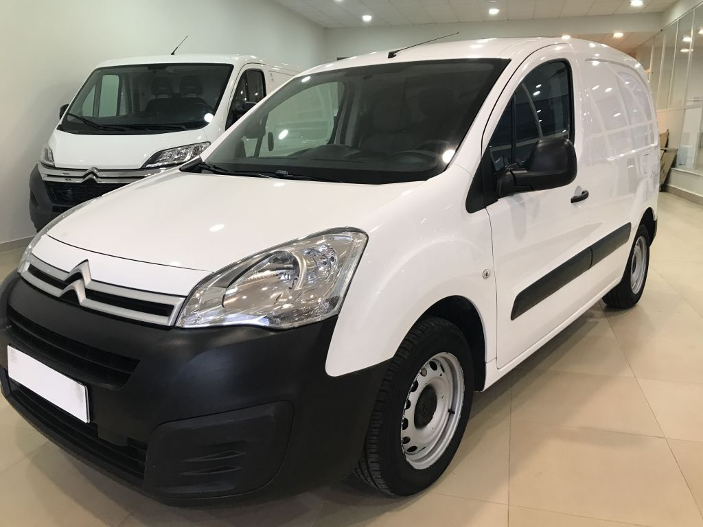 Citroen Berlingo 1.6 HDi 90 Business segunda mano Madrid
