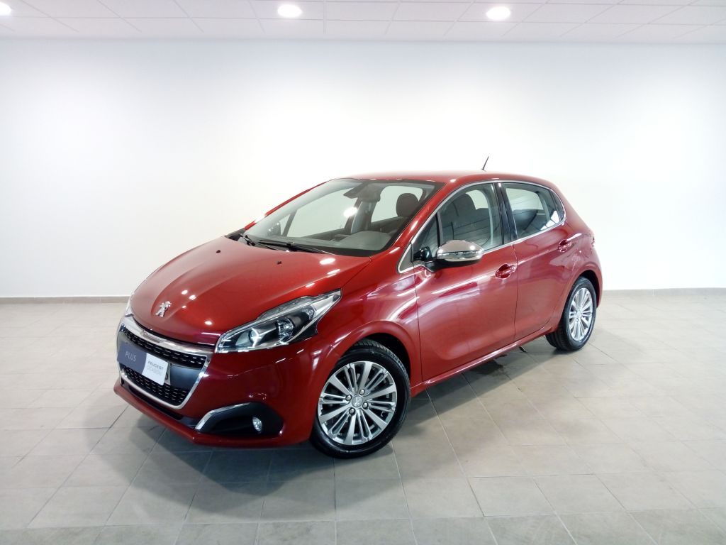Peugeot 208 5P ALLURE 1.6 BlueHDi 73KW (100CV) segunda mano Cádiz