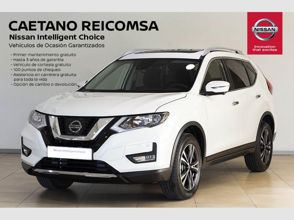 Nissan X-Trail 1.6 DIG-T N-CONNECTA 7 plazas segunda mano Madrid