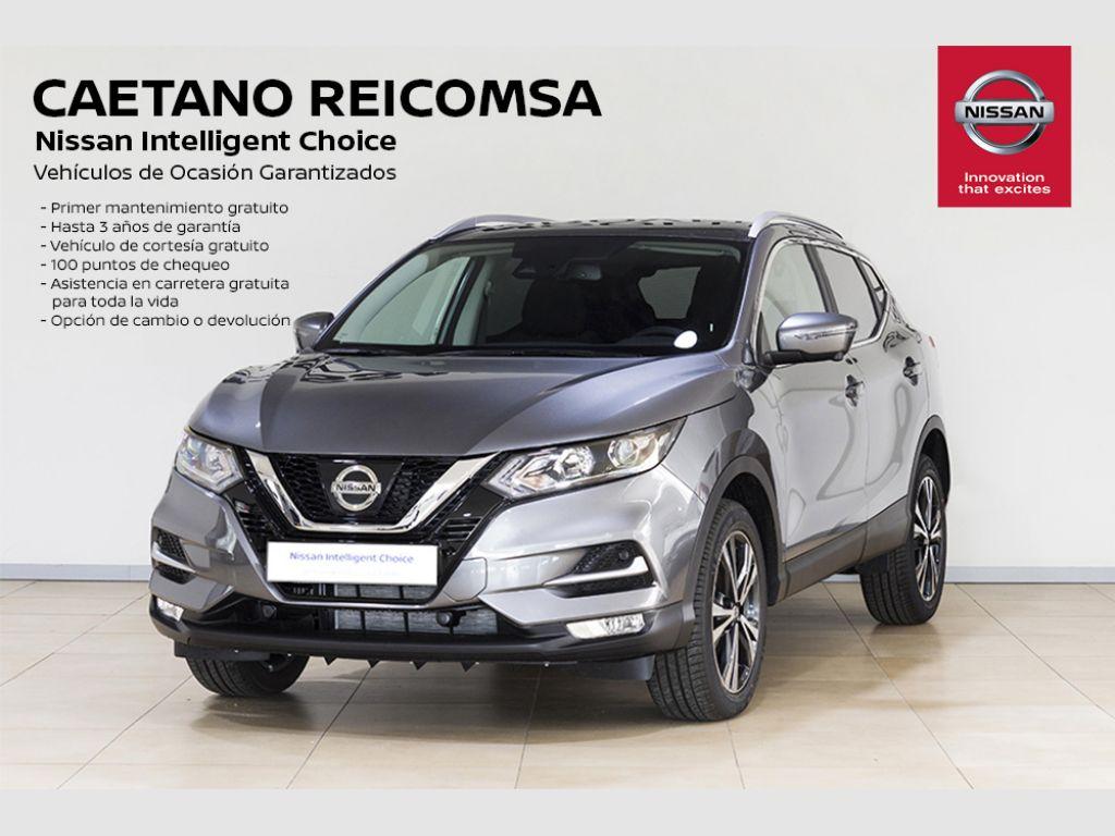 Nissan Qashqai dCi 81 kW (110 CV) N-CONNECTA segunda mano Madrid
