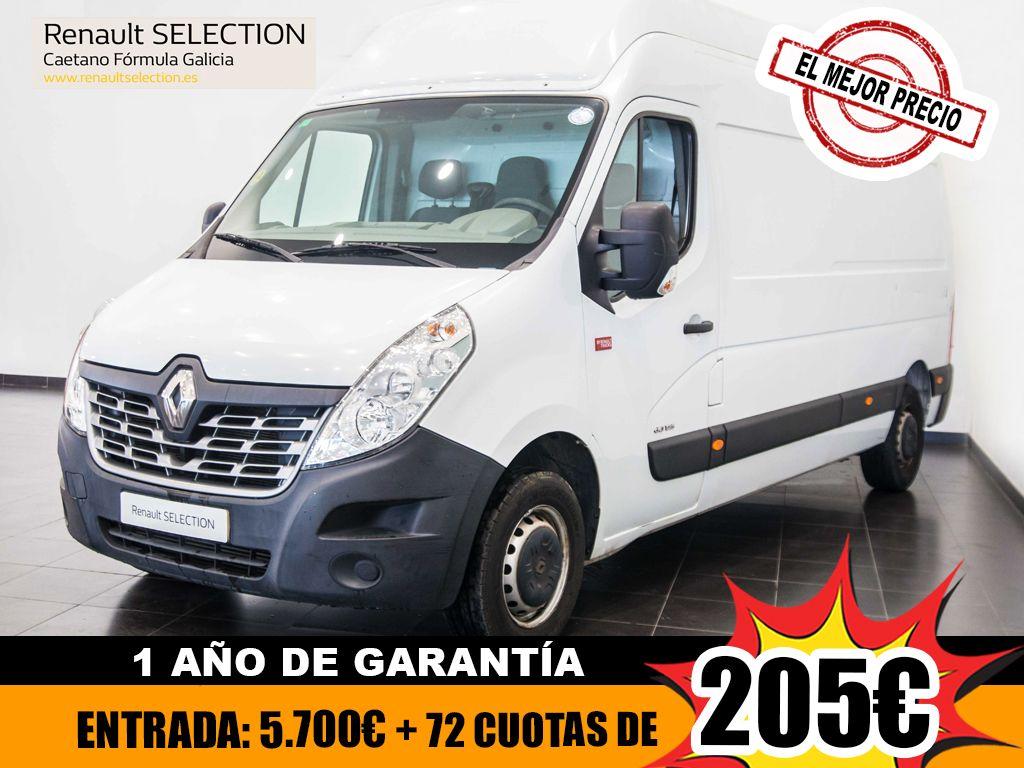 Renault Master Furgón P L3H3 3500 Rdci 125 segunda mano Lugo