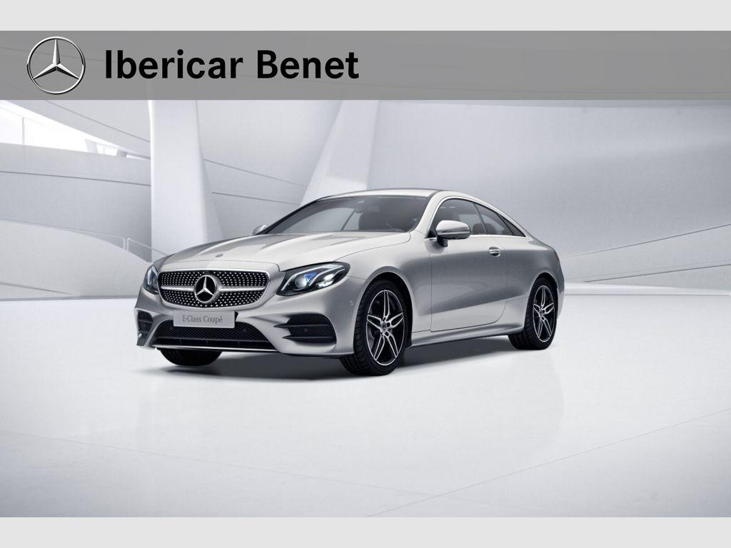 Mercedes Benz Clase E Coupé 220 d segunda mano Málaga