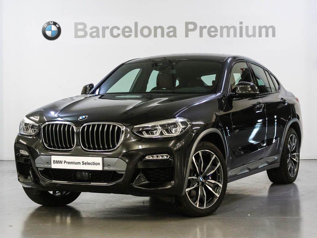 BMW X4 xDrive30i segunda mano Barcelona