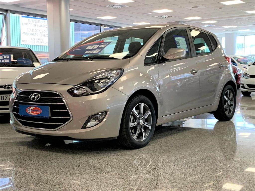 Hyundai ix20 1.6 MPI BlueDrive Tecno Auto segunda mano Madrid