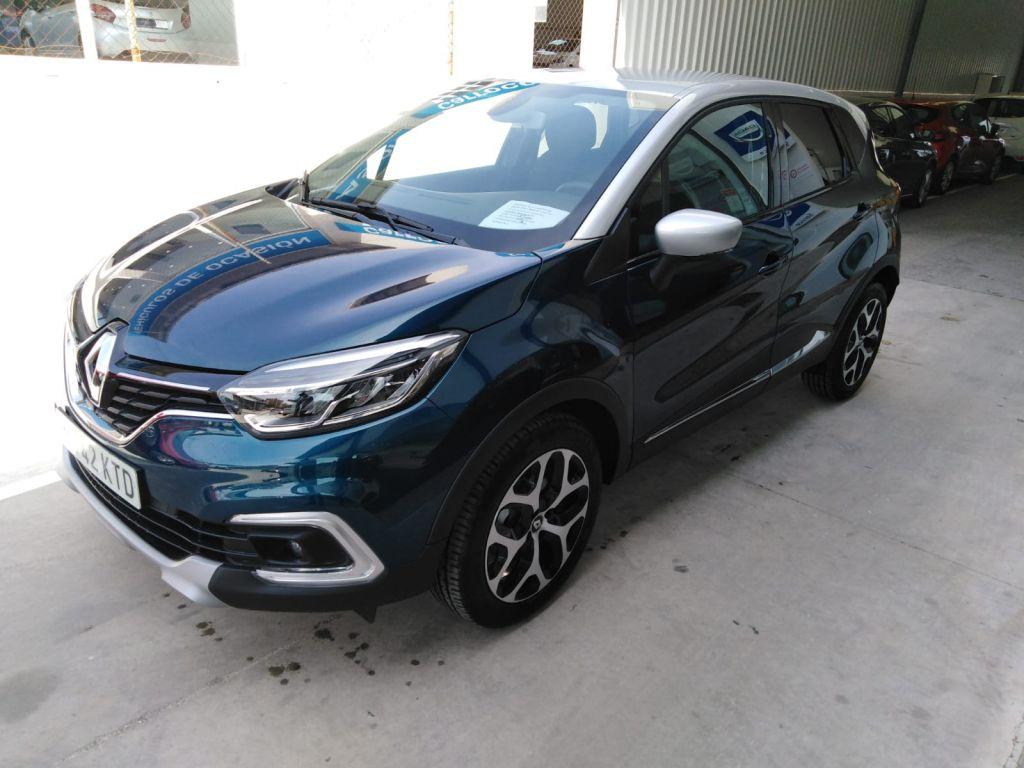 Renault Captur Zen dCi 66kW (90CV) segunda mano Cádiz