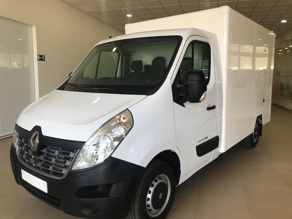Renault Master Piso Cab. T L2H1 3500 En. dCi 107kW E6 segunda mano Cádiz