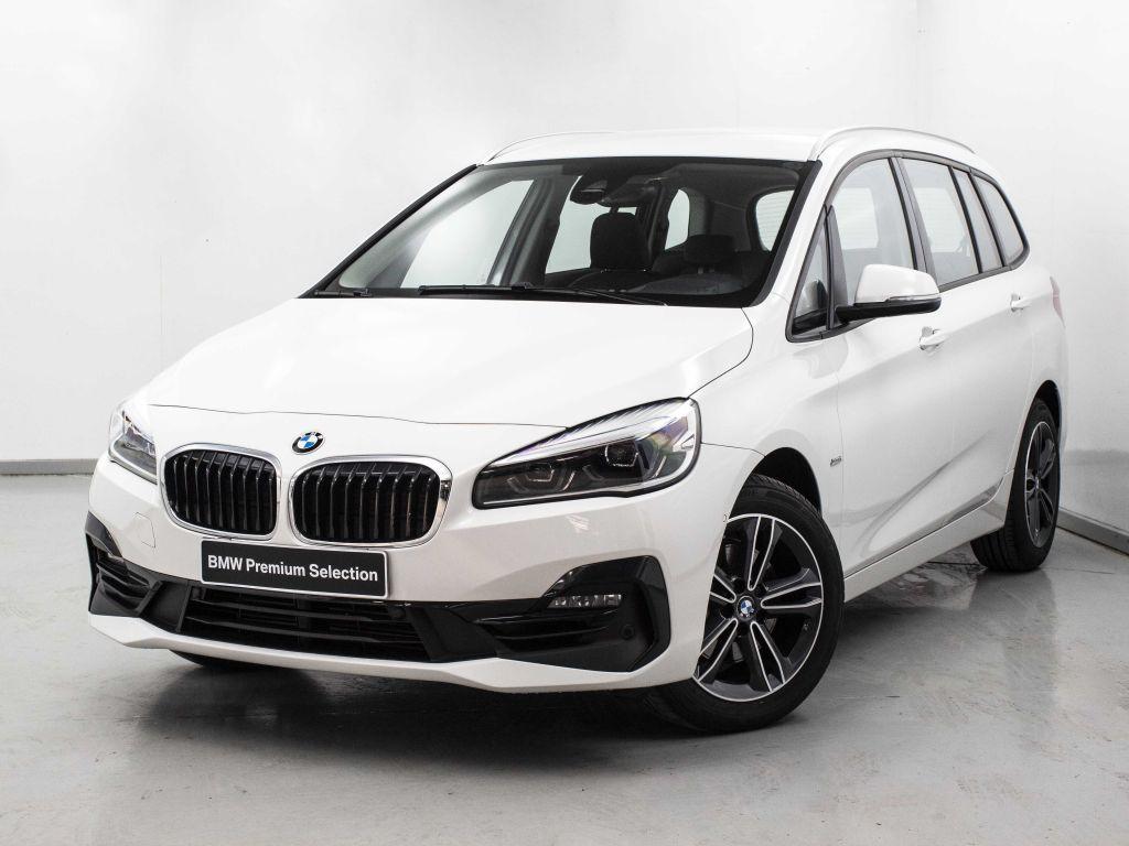 BMW Serie 2 Gran Tourer 218i segunda mano Madrid