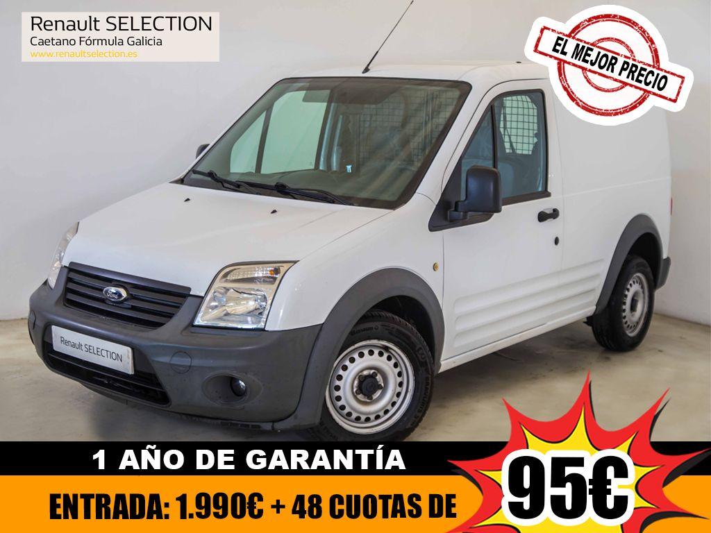 Ford Connect Van 1.8 TDCi 75cv Base 200 S segunda mano Pontevedra