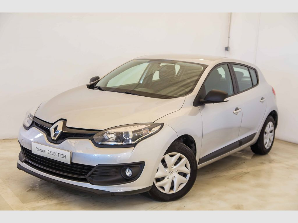 Renault Megane Intens dCi 95 eco2 segunda mano Pontevedra