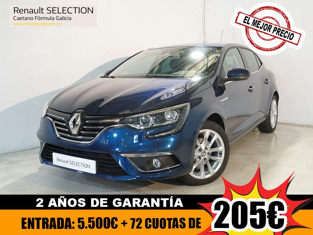 Renault Megane Zen Tce GPF 103 kW (140CV) segunda mano Pontevedra