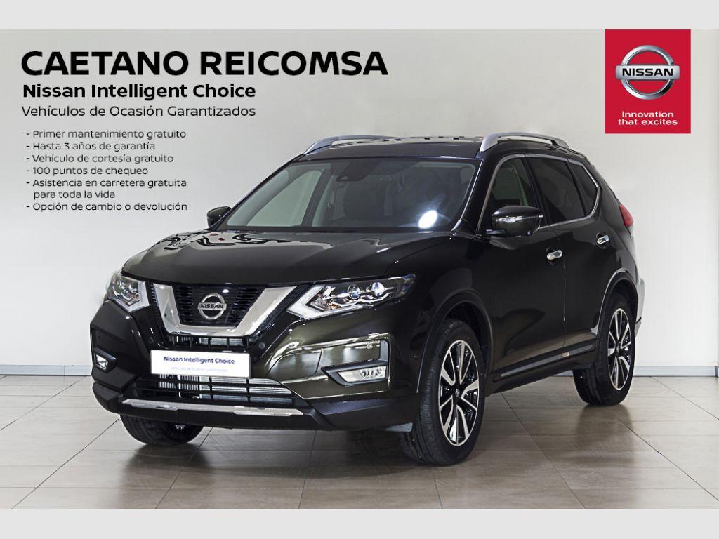 Nissan X-Trail 1.6 dCi TEKNA segunda mano Madrid