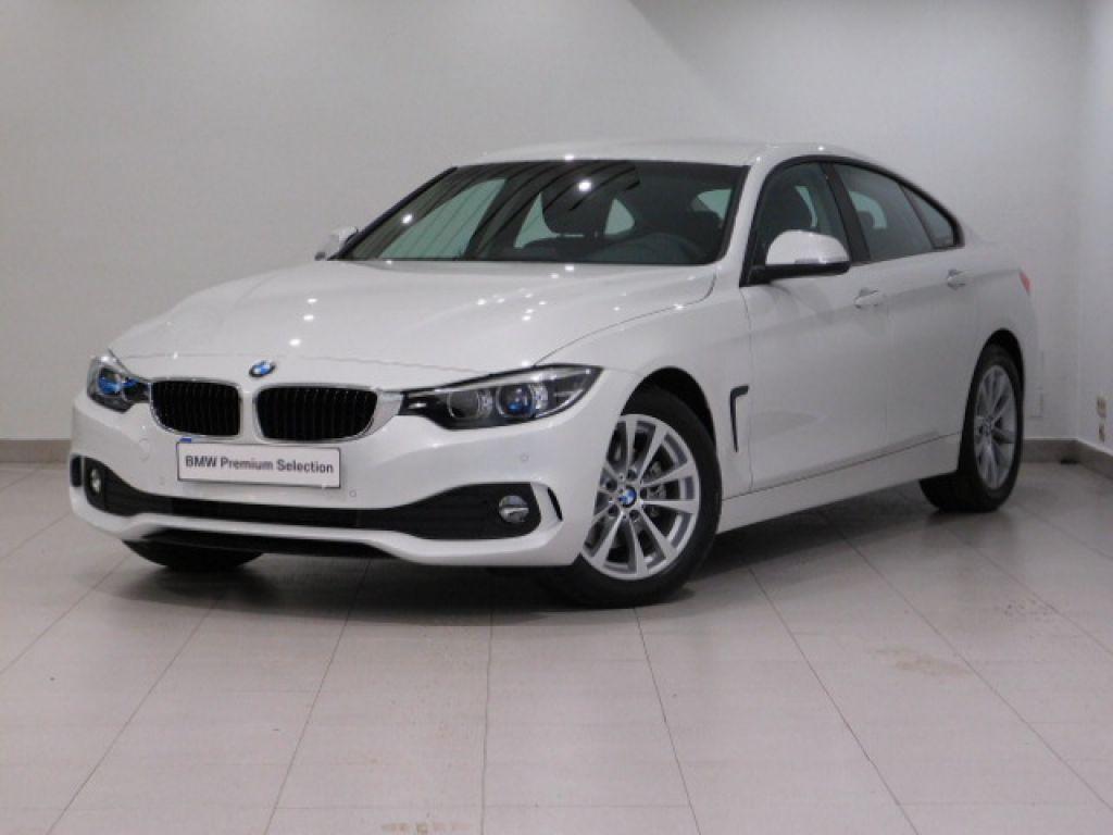 BMW Serie 4 420d Gran Coupe segunda mano Madrid