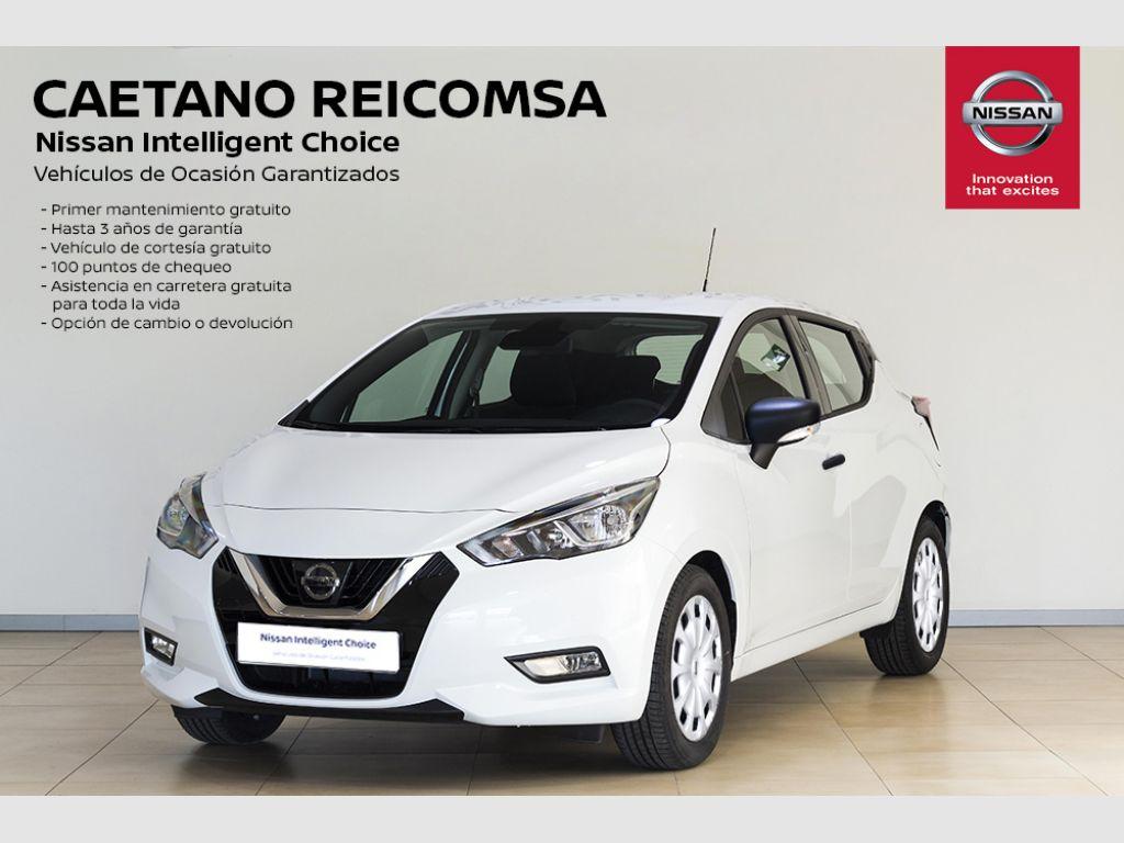 Nissan Micra 1.5dCi 66 kW (90 CV) S&S Visia+ segunda mano Madrid