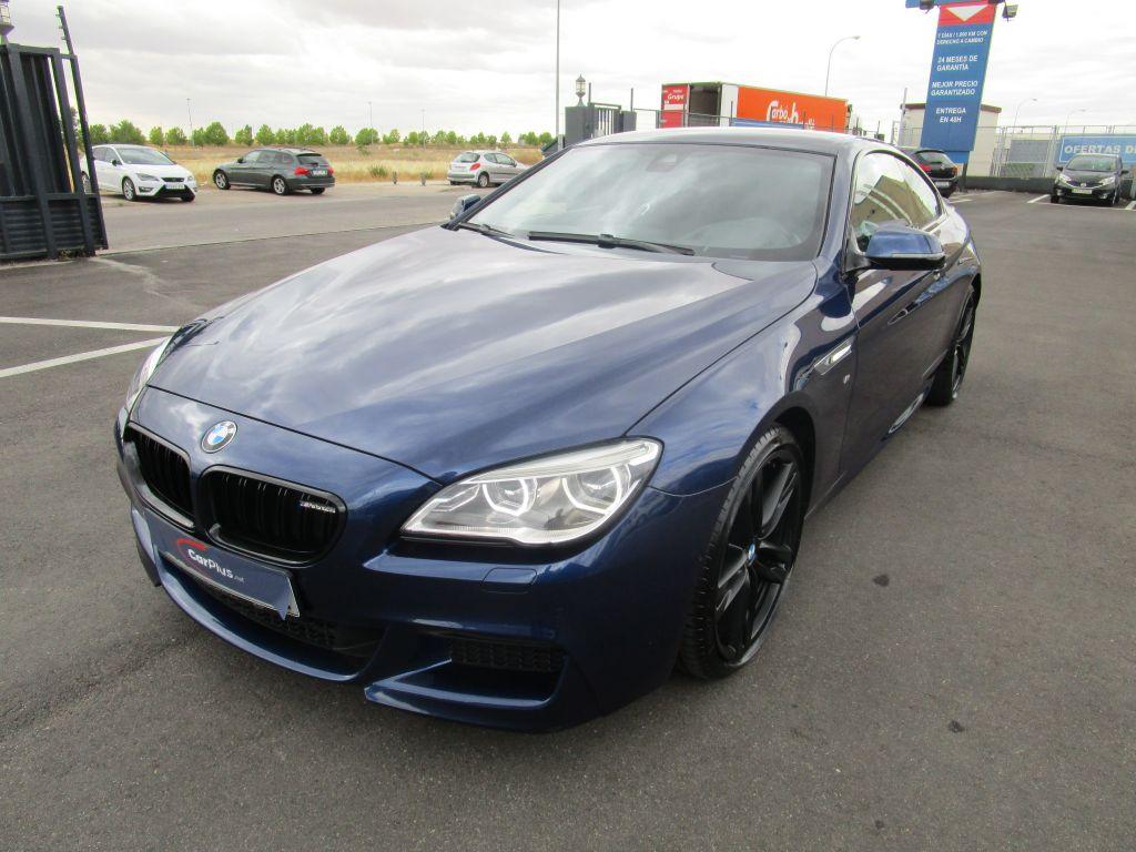 BMW Serie 6 640d segunda mano Madrid