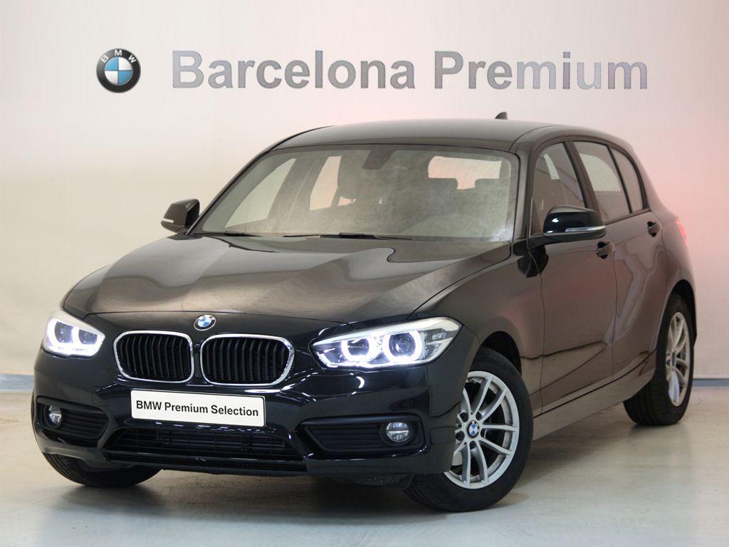 BMW Serie 1 116i segunda mano Barcelona
