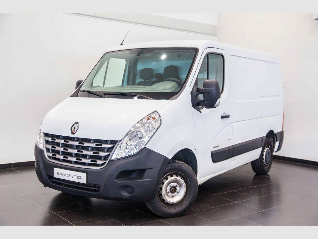 Renault Master Furgón T L1H1 3500 dCi 100 E5 segunda mano Lugo