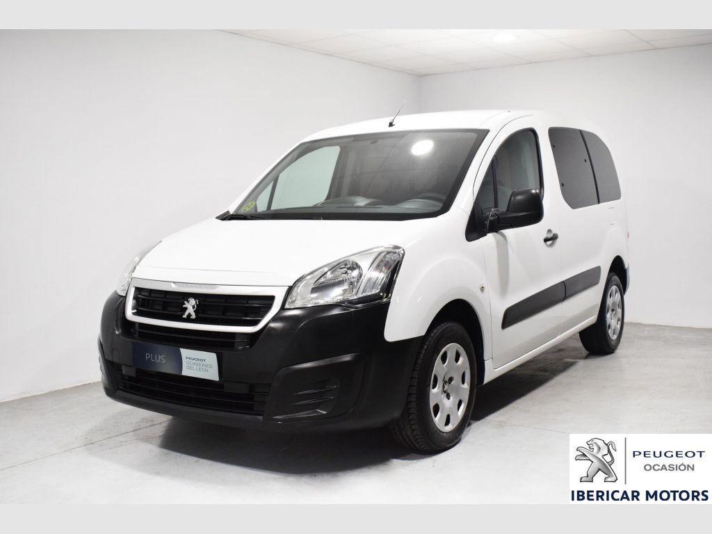 Peugeot Partner TEPEAccess 1.6 HDi 75 (N1) segunda mano Málaga