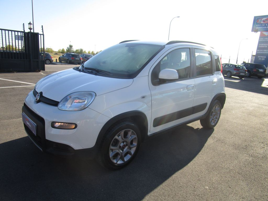 Fiat Panda 1.3 Trekking 75cv Diésel E5+ segunda mano Madrid