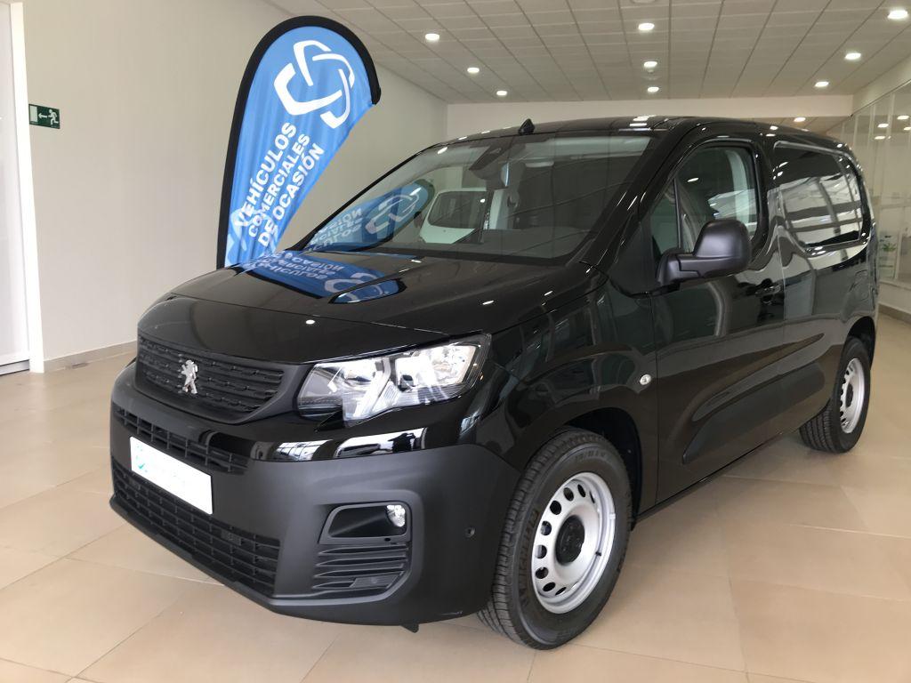 Peugeot Partner Premium Long 1000kg BlueHDi 96kW EAT8 segunda mano Cádiz