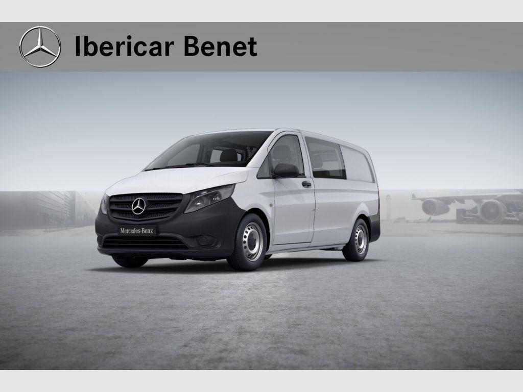 Mercedes Benz Vito 114 Mixto Larga segunda mano Málaga