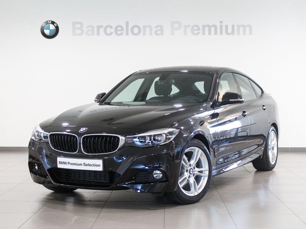 BMW Serie 3 320i Gran Turismo segunda mano Barcelona