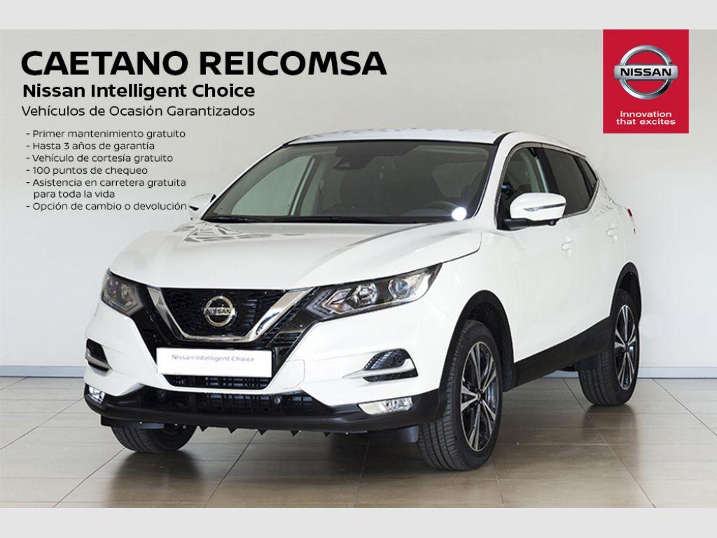 Nissan Qashqai dCi 150CV (110kW) N-CONNECTA segunda mano Madrid