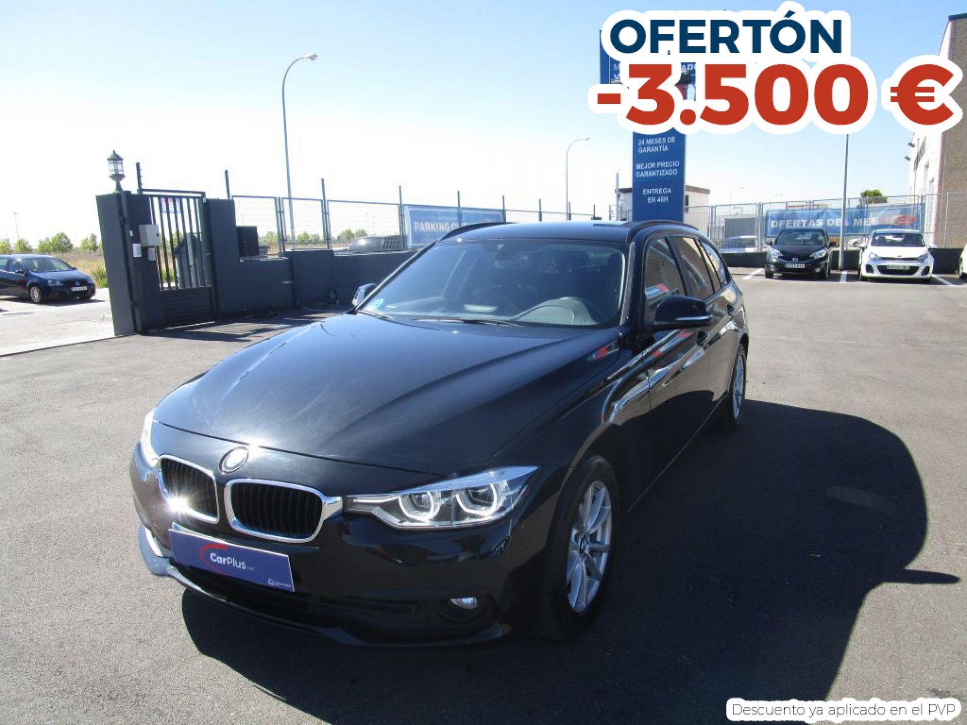 BMW Serie 3 318d Touring segunda mano Madrid