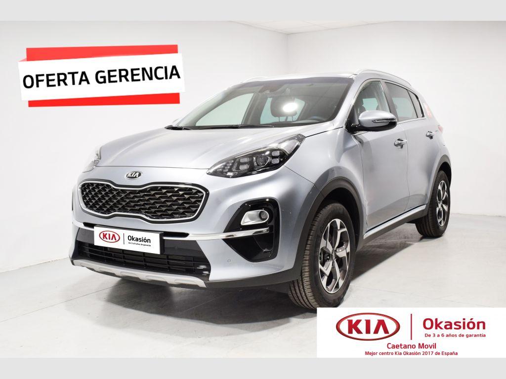 Kia Sportage 1.6 GDi 97kW (132CV) Emotion 4x2 segunda mano Málaga