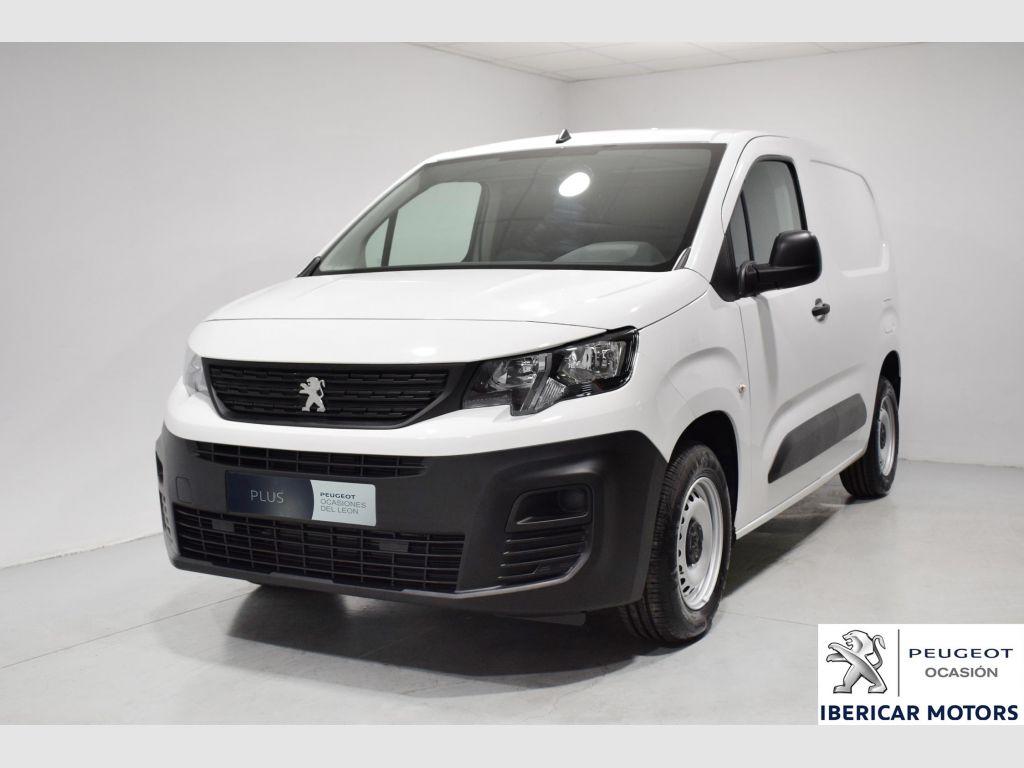 Peugeot Partner Pro Standard 600kg BlueHDi 75 cv segunda mano Málaga