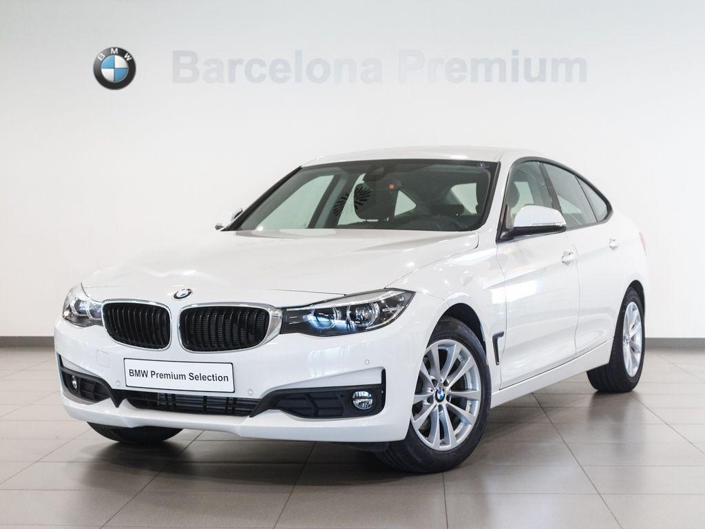 BMW Serie 3 320d Gran Turismo segunda mano Barcelona